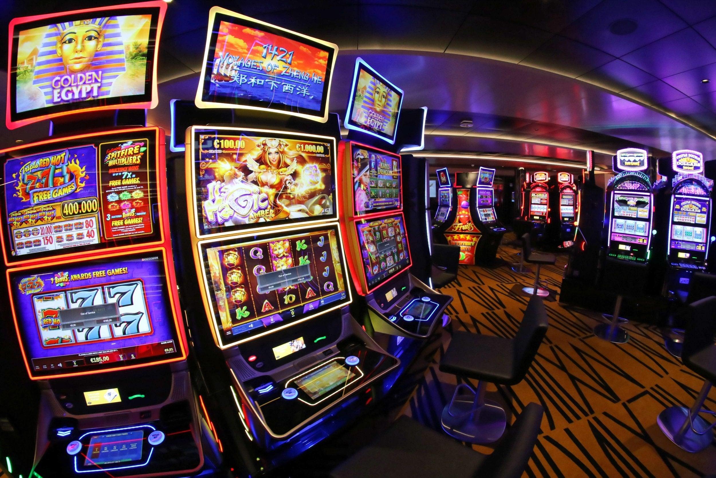 Slot games online